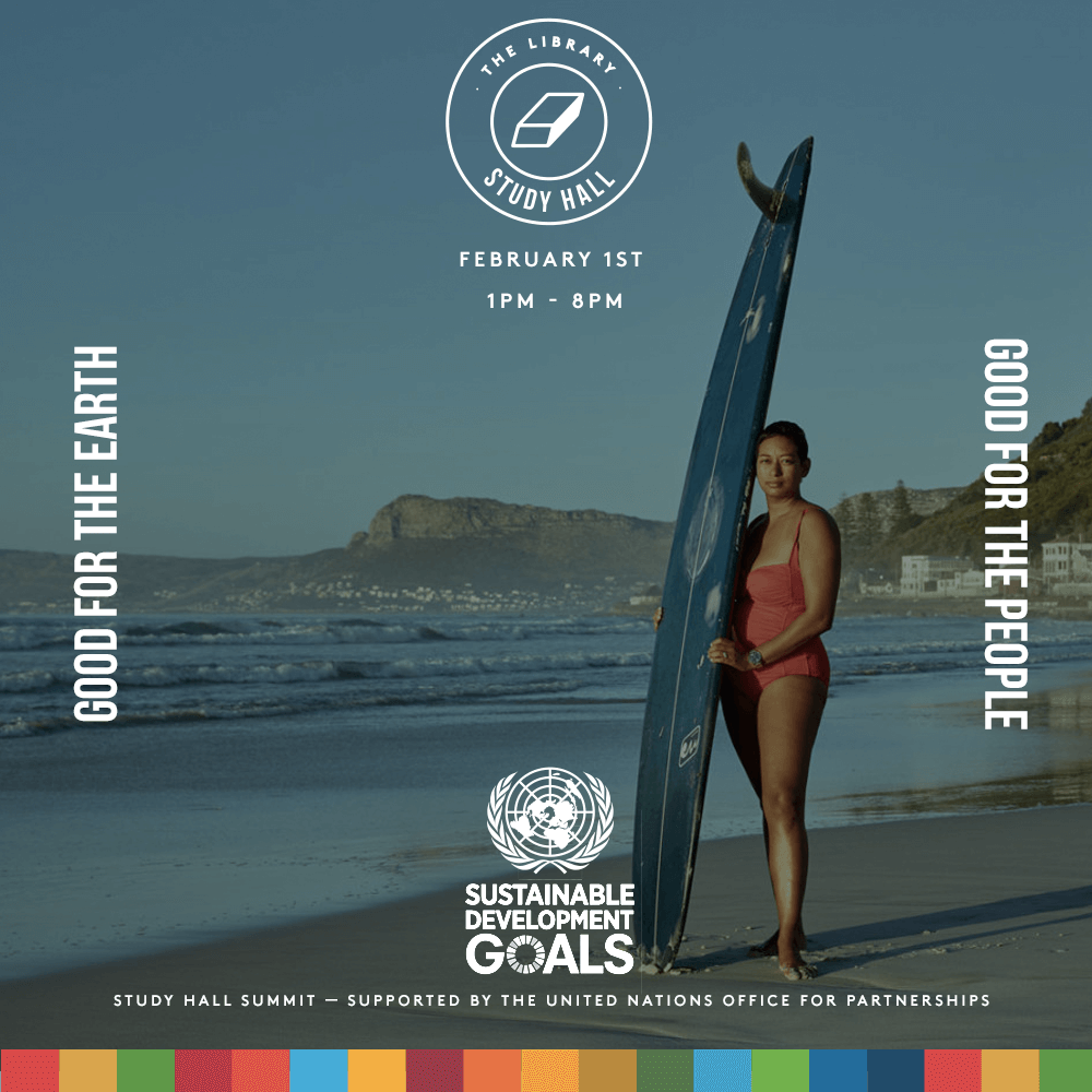 The Beach Co-op at the UN Summit in New York
