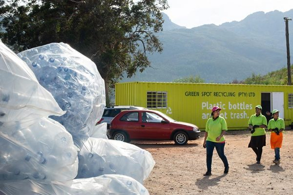 Green Spot Recycling in Franschhoek