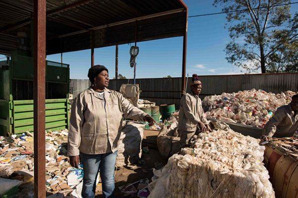 "Nomlindelo ""Pinky"" Modisang, Lindithando Construction & Projects Johannesburg"