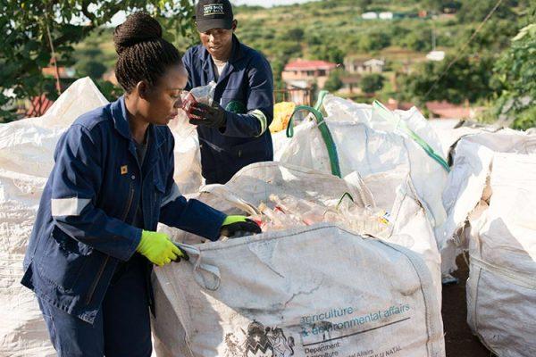 Uthando Recyclers in Empangeni