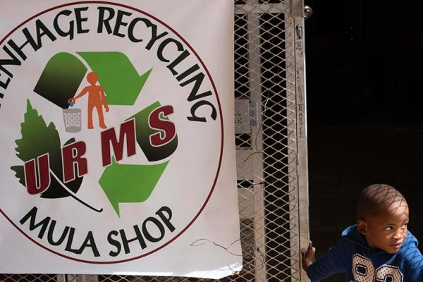 The Uitenhage Recycling Mula Swop-Shop Project
