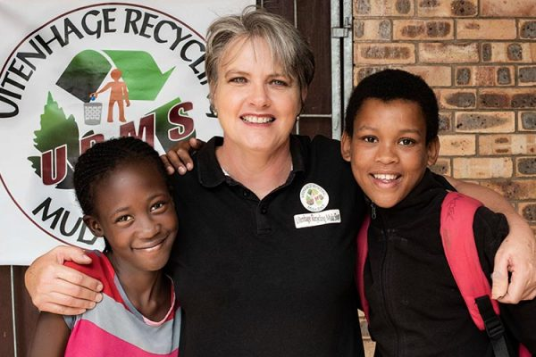 Quinette Goosen – The Uitenhage Recycling Mula Swop-Shop Project