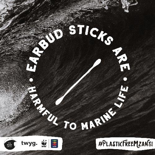 #PlasticFreeMzansi campaign