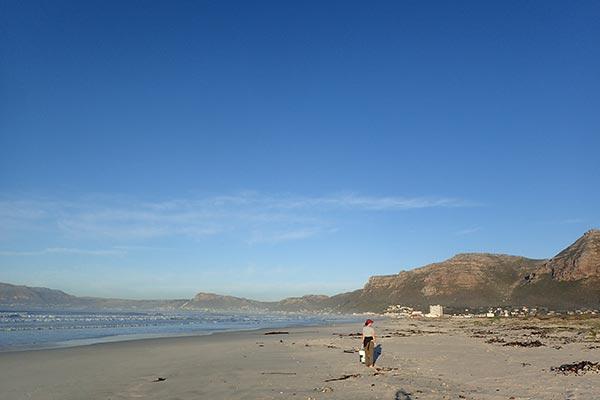 Lockdown beach clean-ups