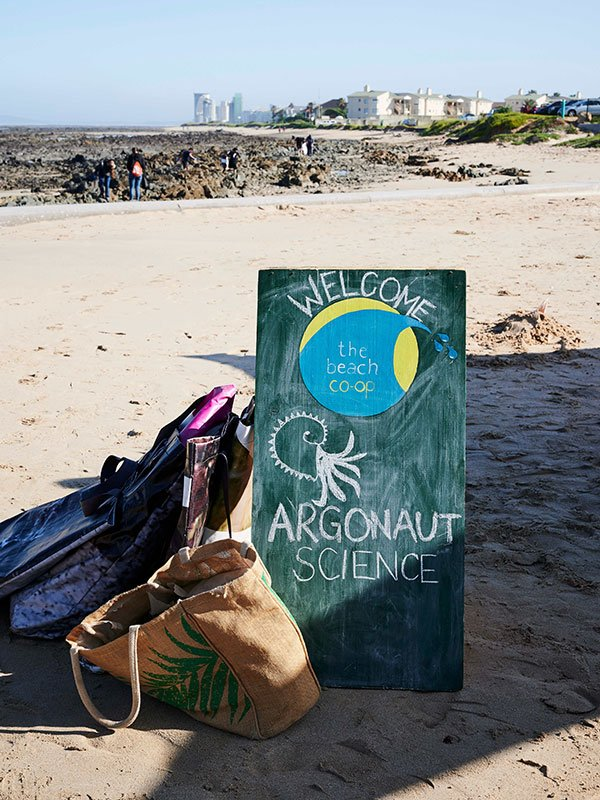 International Coastal Cleanup Day 2020 - Argonaut Science