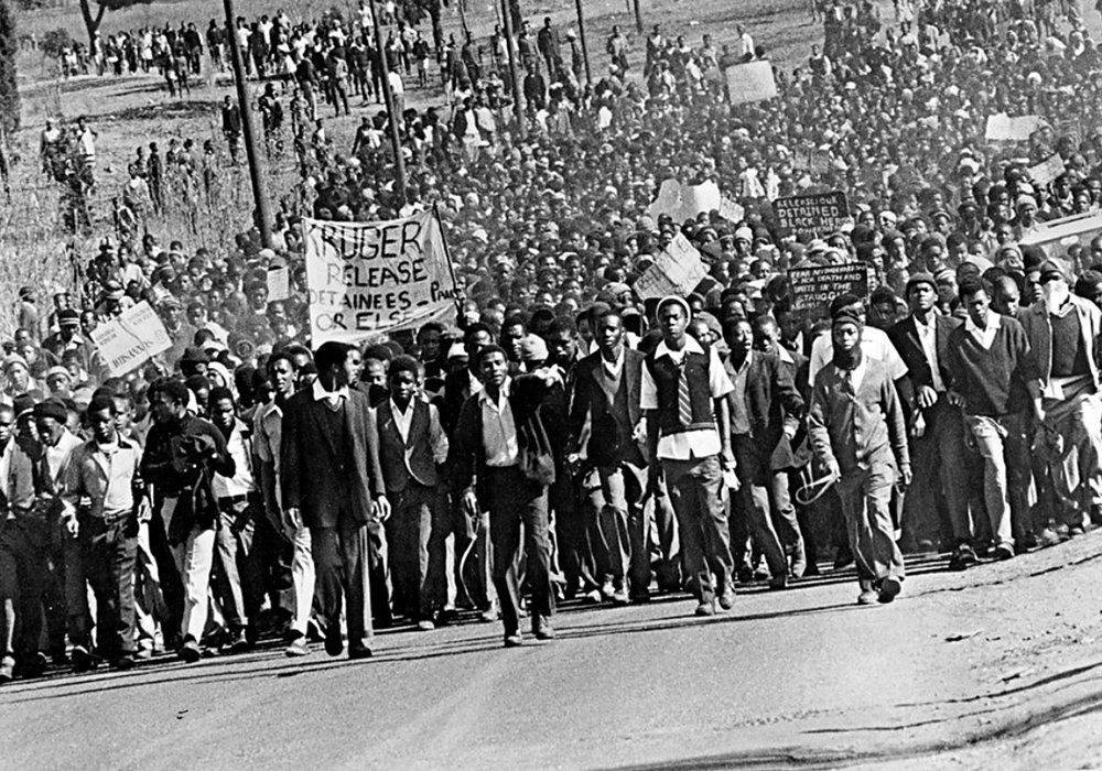 Youth day student uprising.